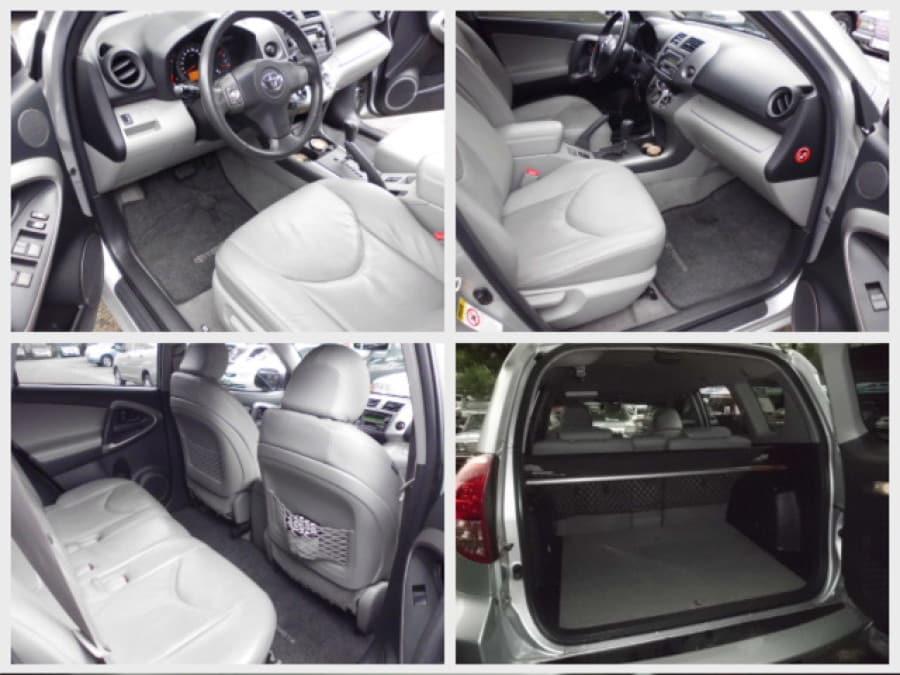 2007 Toyota RAV4 - Interior Front View