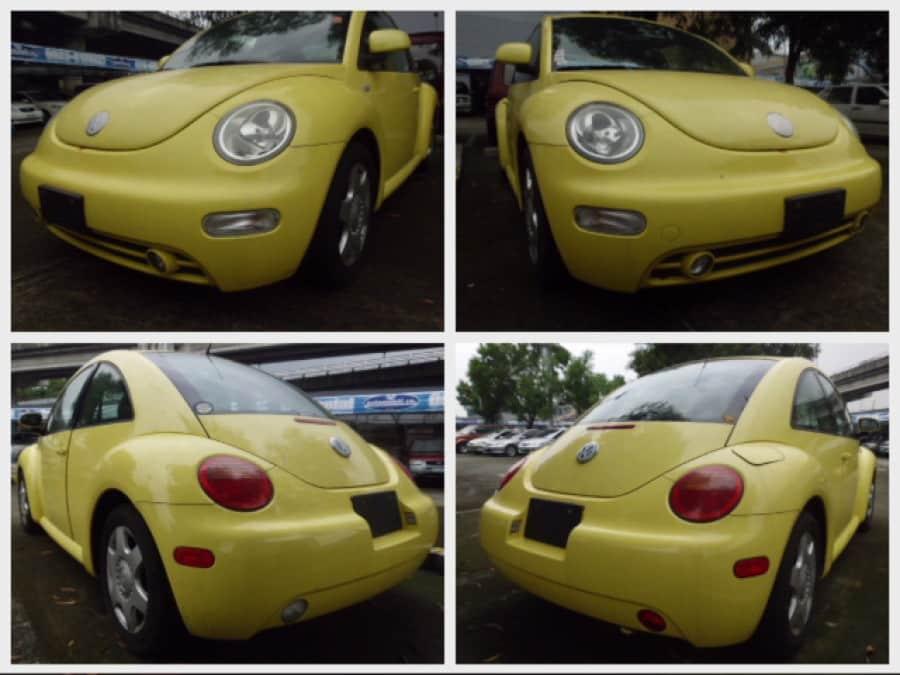 2000 Volkswagen Beetle - Front View