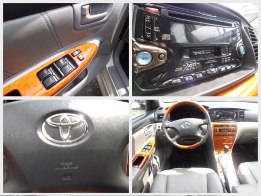 2004 Toyota Corolla Altis G - Interior Rear View