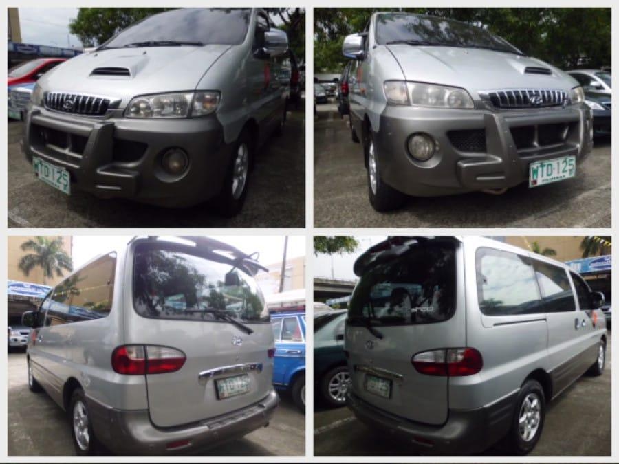 2001 Hyundai Starex - Front View