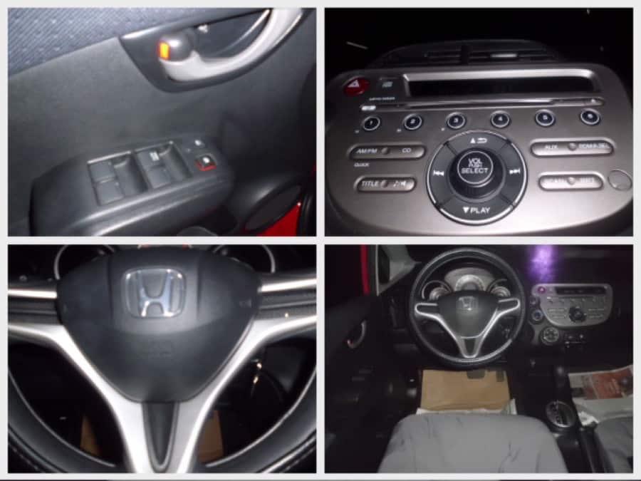 2009 Honda Jazz - Interior Rear View