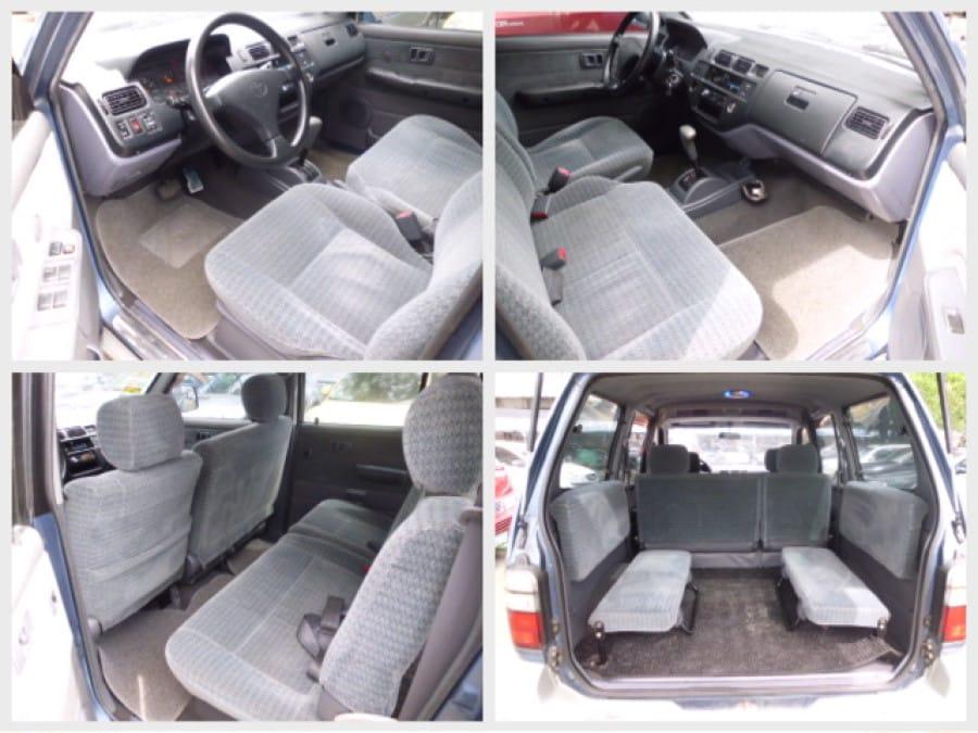 2000 Toyota Revo - Interior Front View