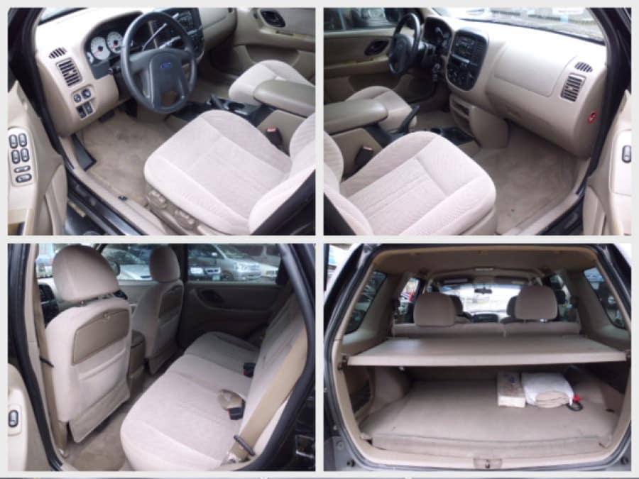 2003 Ford Escape - Interior Front View