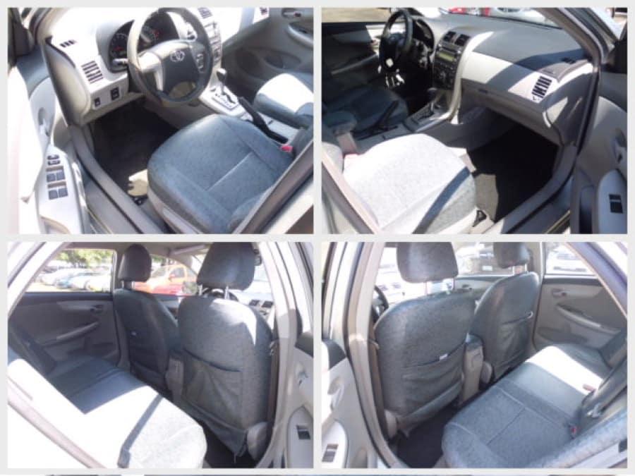 2009 Toyota Corolla Altis G - Interior Front View