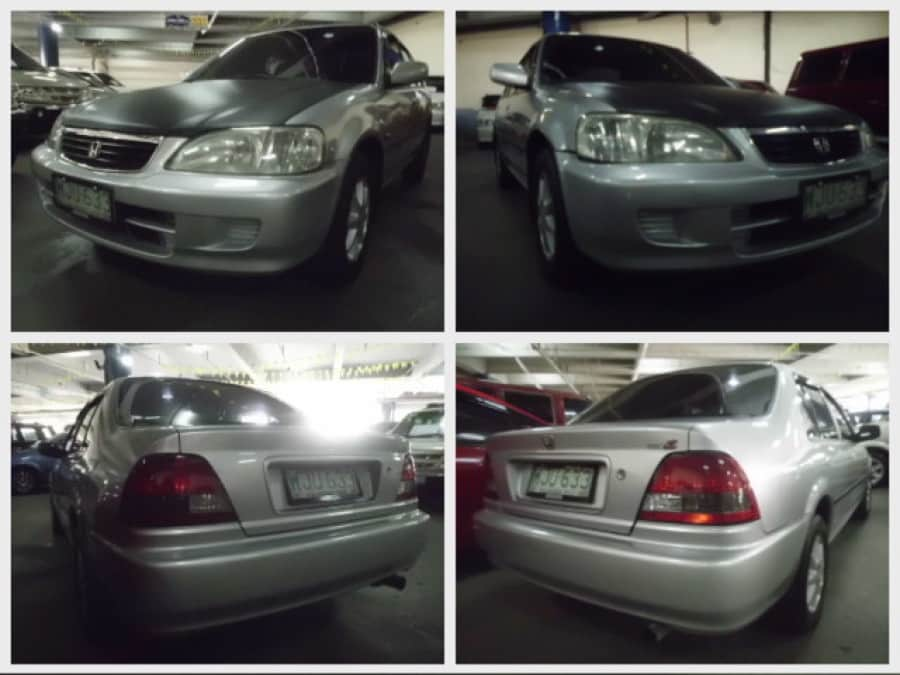1999 Honda City - Front View