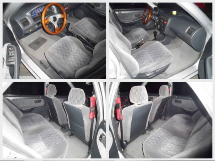 1999 Honda City - Interior Front View