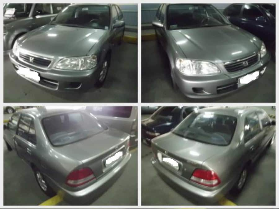 2001 Honda City - Front View