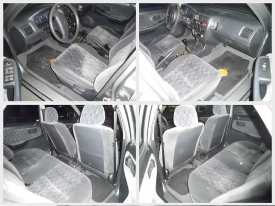 2001 Honda City - Interior Front View