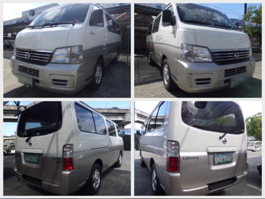 2008 Nissan Urvan - Front View