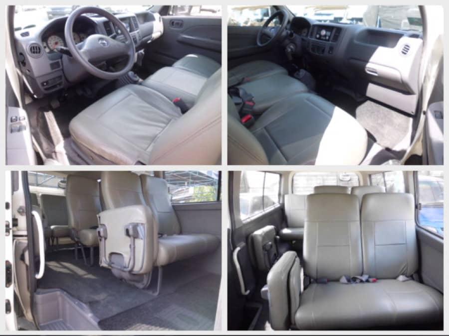2008 Nissan Urvan - Interior Front View