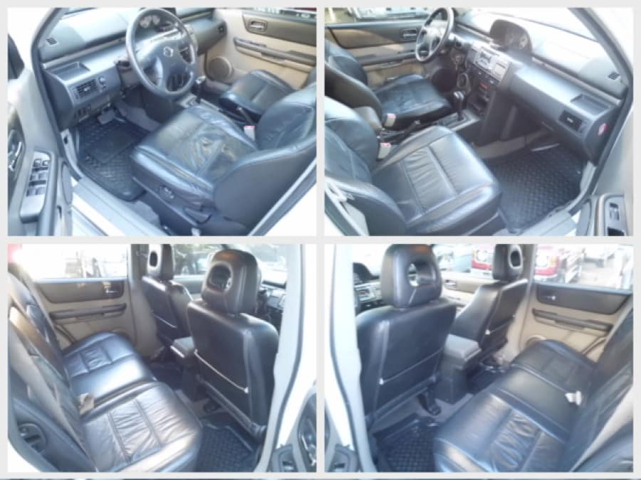 2006 Nissan X-Trail - Interior Rear View