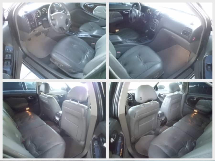 2003 Nissan Cefiro Brougham - Interior Front View
