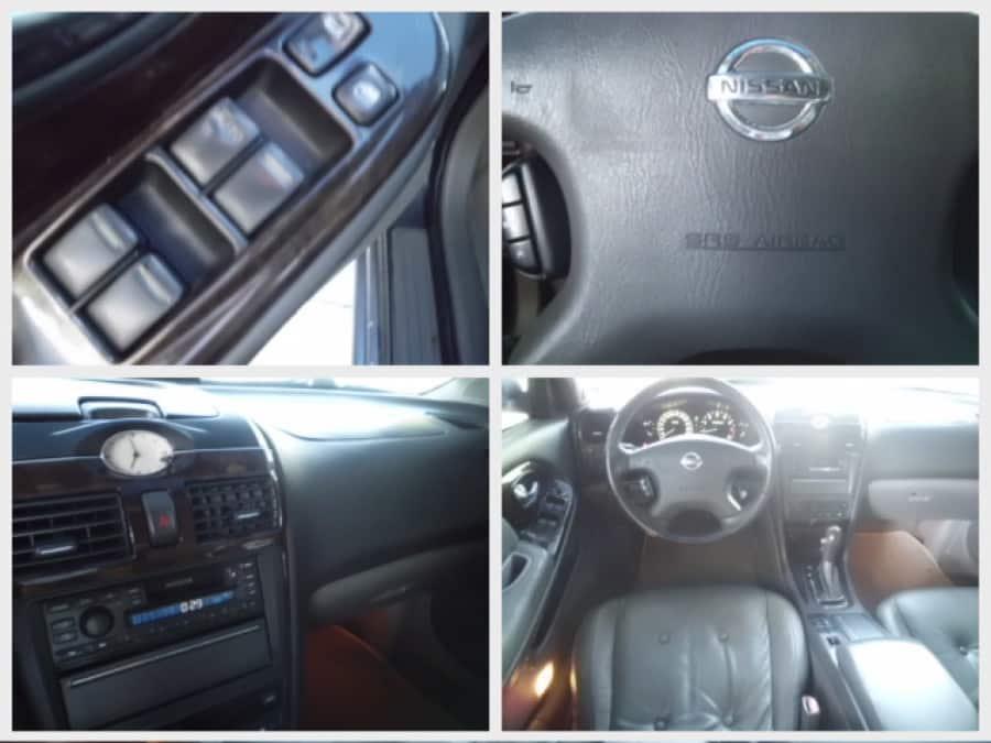 2003 Nissan Cefiro Brougham - Interior Rear View