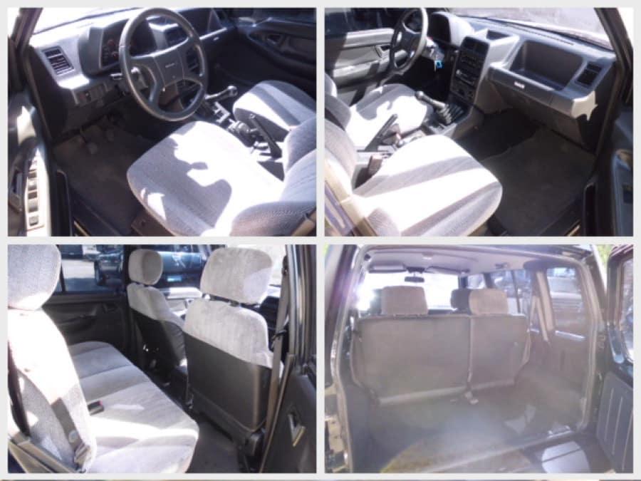 1997 Suzuki Vitara - Interior Front View
