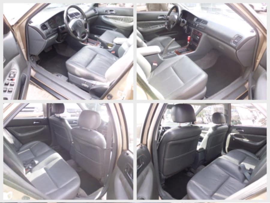 1996 Honda Accord - Interior Front View