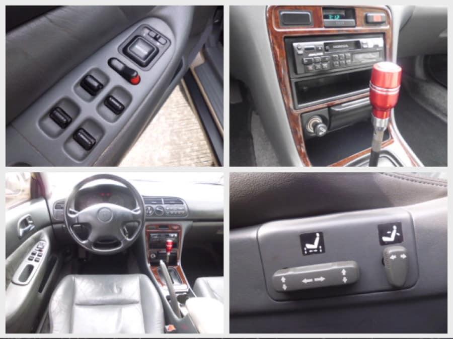 1996 Honda Accord - Interior Rear View