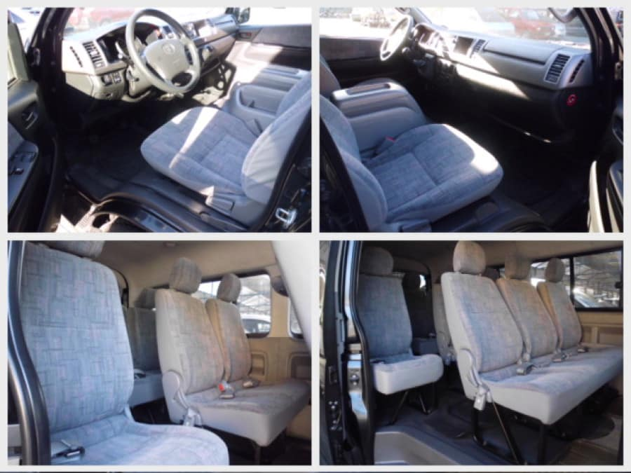 2007 Toyota HiAce - Interior Front View