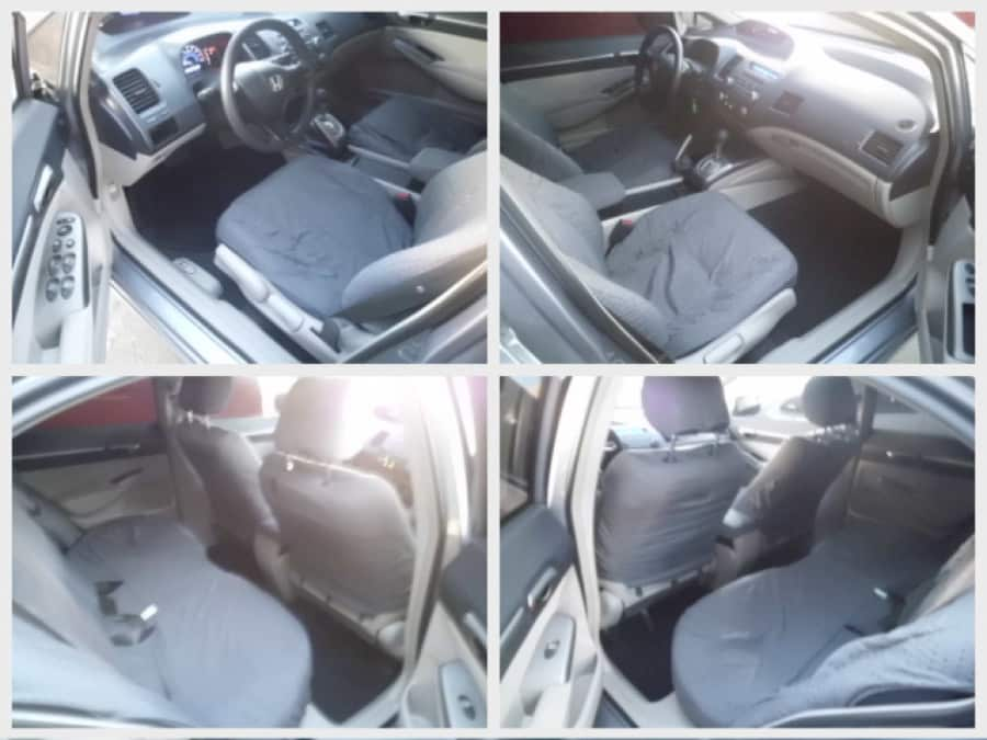 2007 Honda Civic - Interior Front View