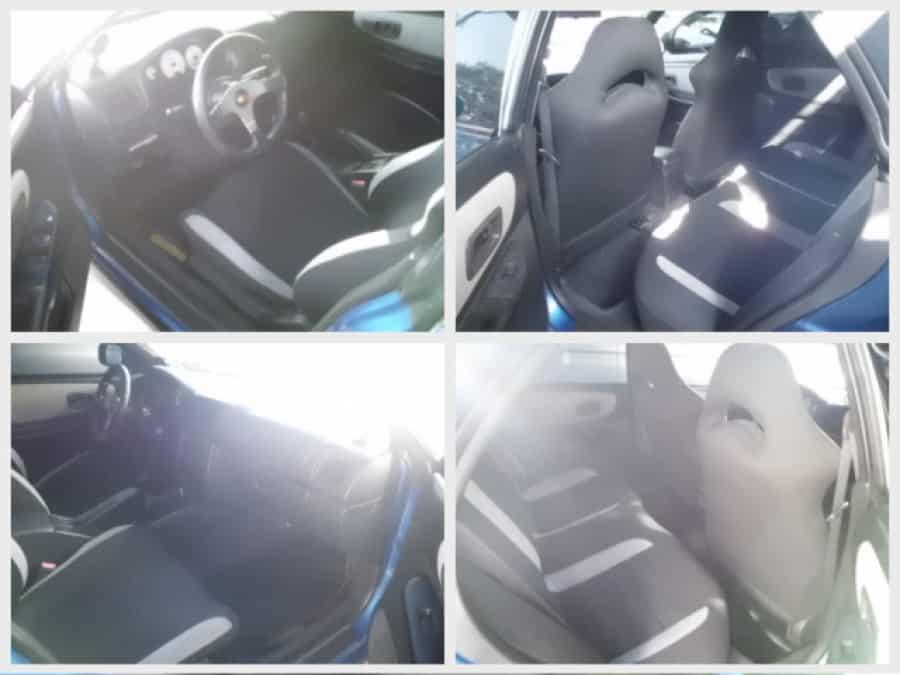 1998 Subaru Impreza - Interior Front View
