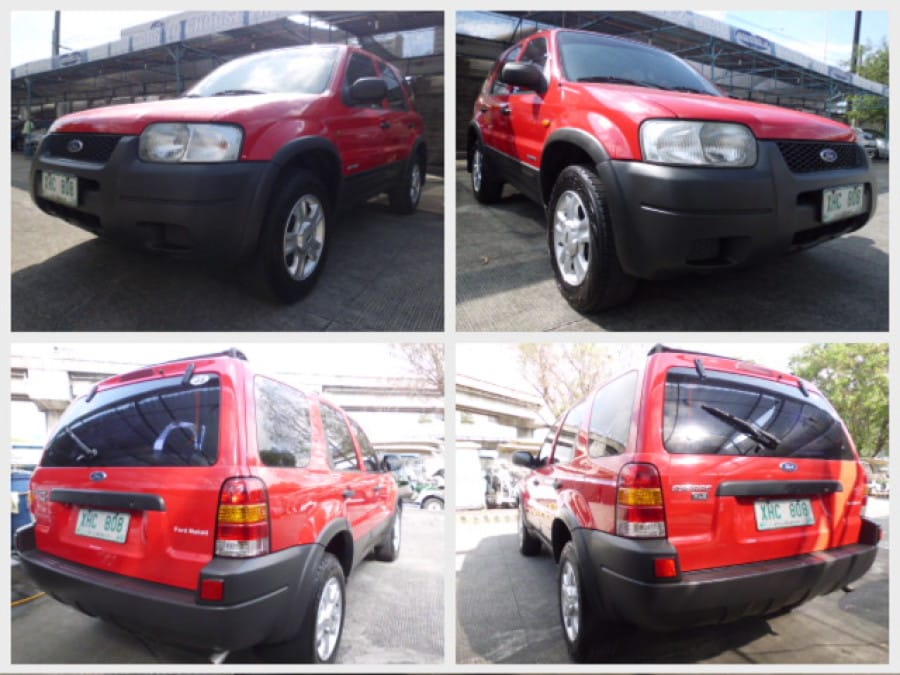 2002 Ford Escape - Front View