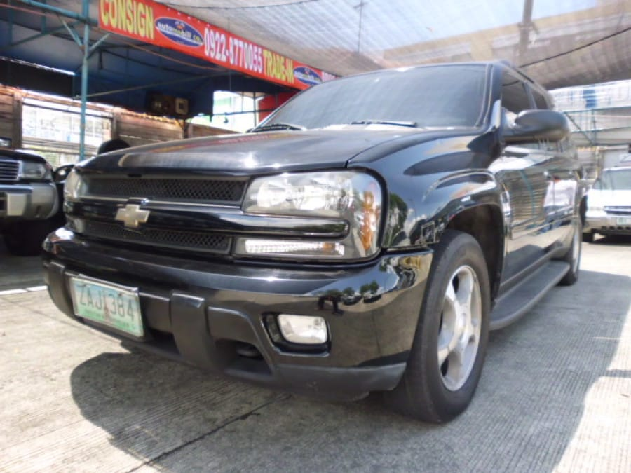 2005 Chevrolet Trailblazer - Front View