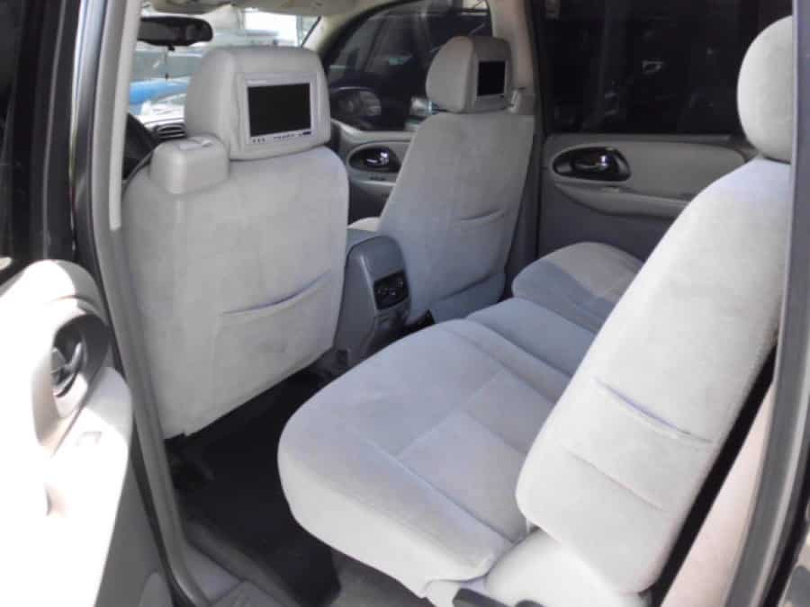 2005 Chevrolet Trailblazer - Interior Rear View