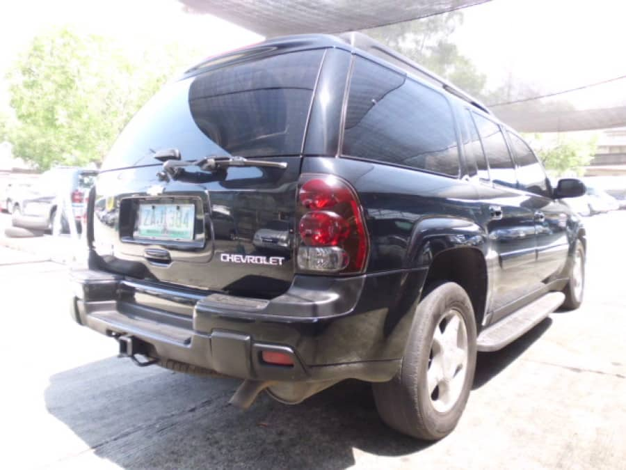 2005 Chevrolet Trailblazer - Rear View