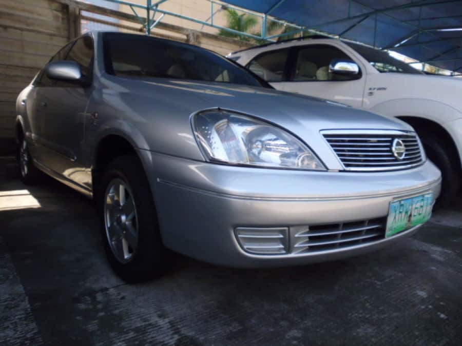 2005 Nissan Sentra - Front View