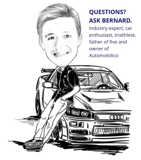 Ask Bernard.