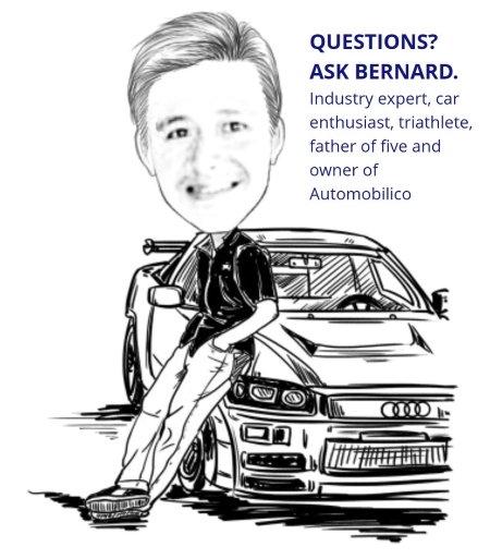 Ask Bernard.