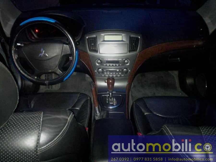 2008 Mitsubishi Galant - Interior Front View