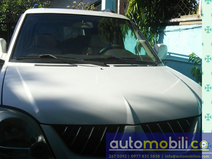 2005 Mitsubishi Adventure - Front View