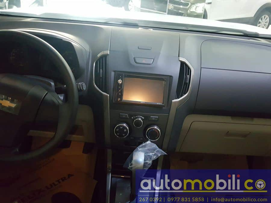 2016 Chevrolet Trailblazer - Interior Front View