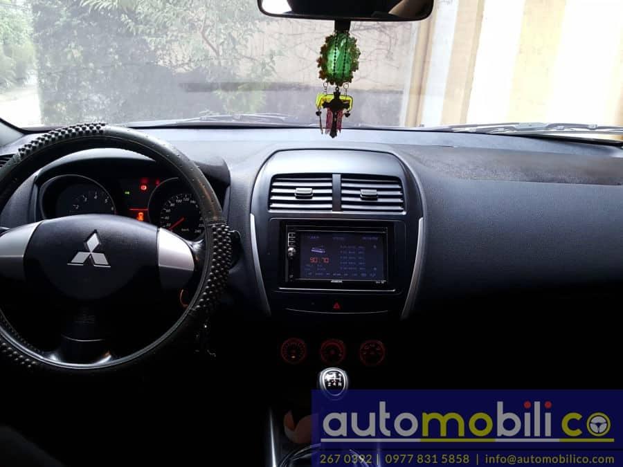 2011 Mitsubishi ASX - Interior Front View