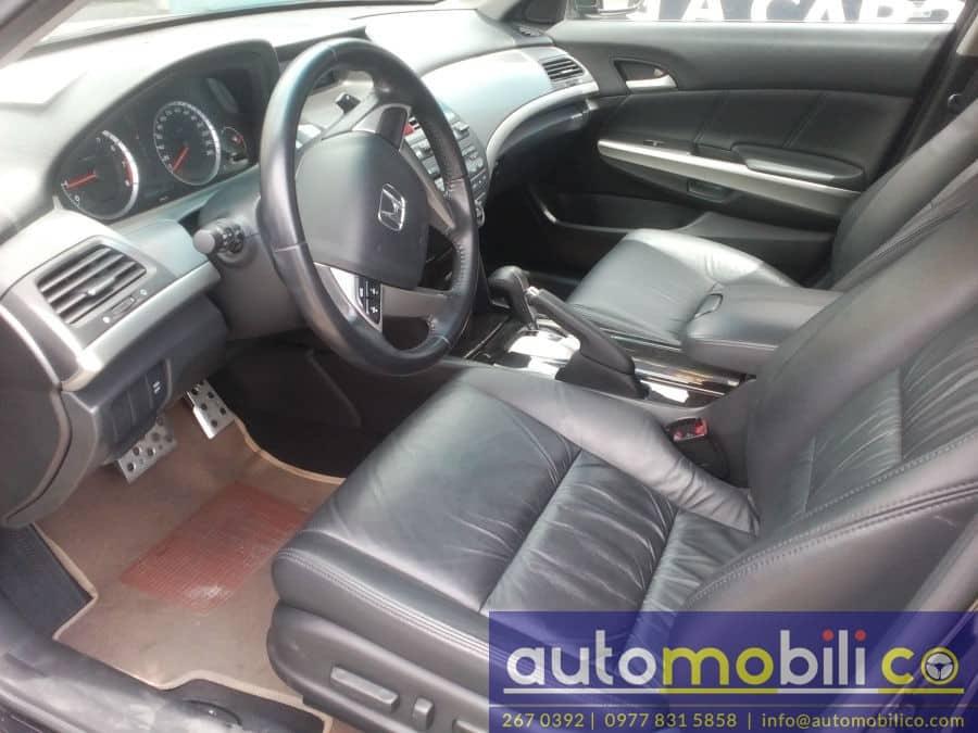2010 Honda Accord - Interior Front View