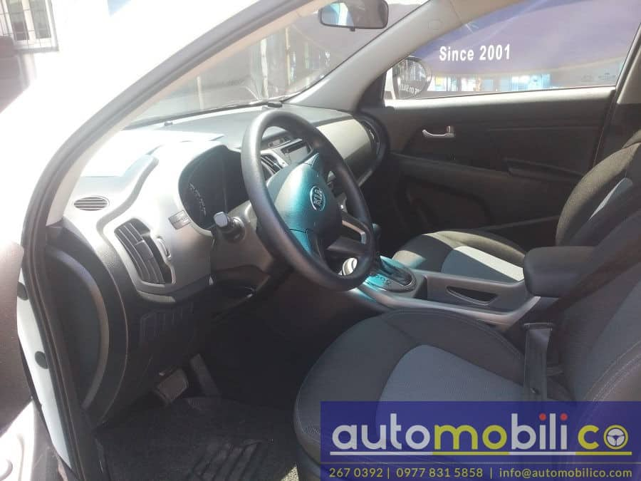 2014 Kia Sportage - Interior Front View