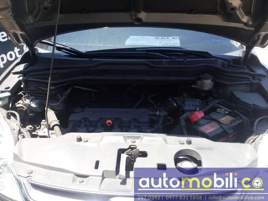 2010 Honda CR-V - Interior Rear View