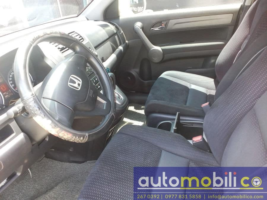 2009 Honda CR-V - Interior Front View