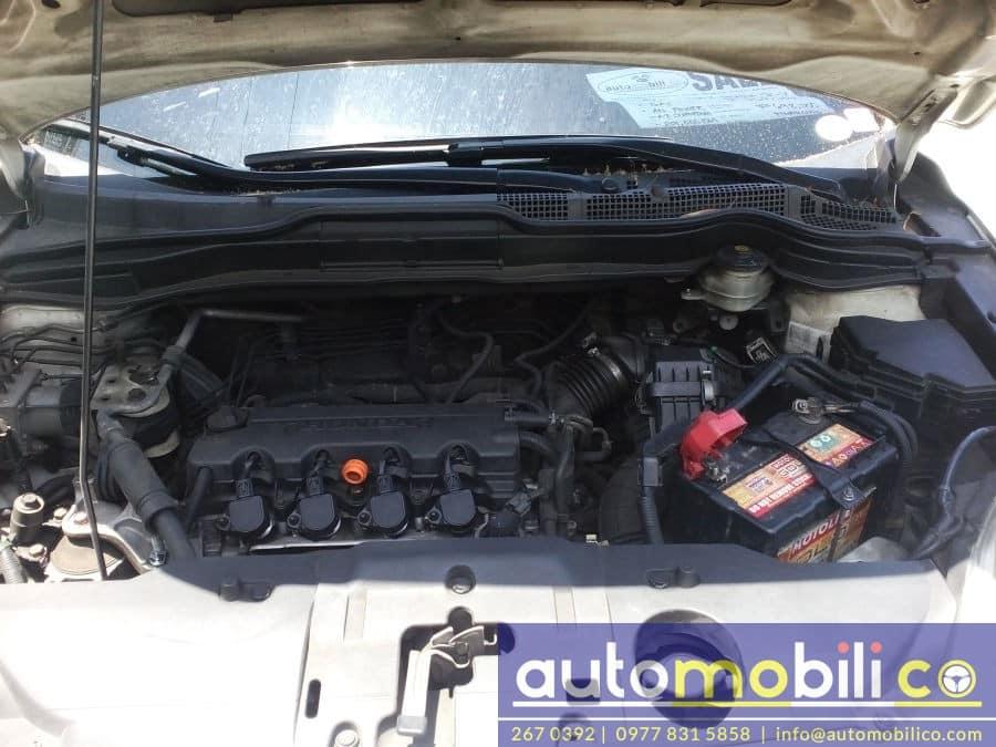 2009 Honda CR-V - Interior Rear View