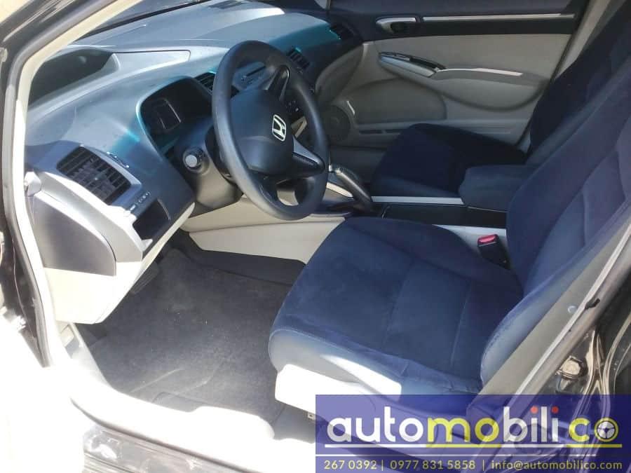 2009 Honda Civic - Interior Front View