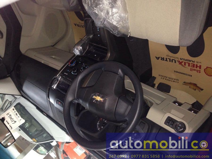 2016 Chevrolet Trailblazer - Interior Front View