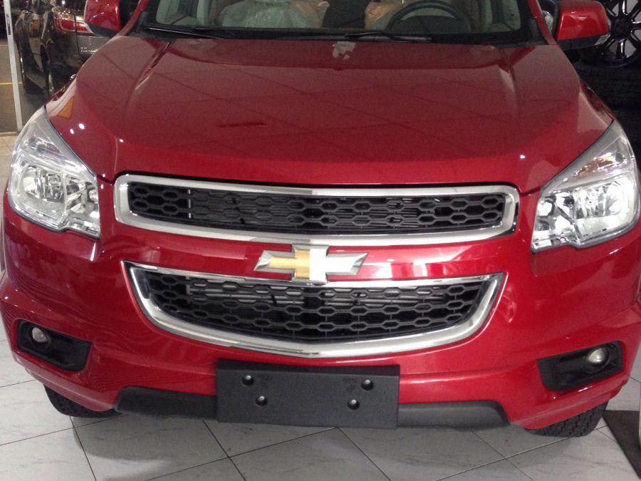 2016 Chevrolet Trailblazer - Front View