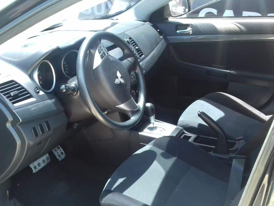 2012 Mitsubishi Lancer Ex - Interior Front View