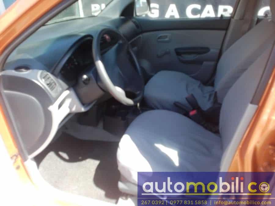 2005 Kia Picanto - Interior Front View