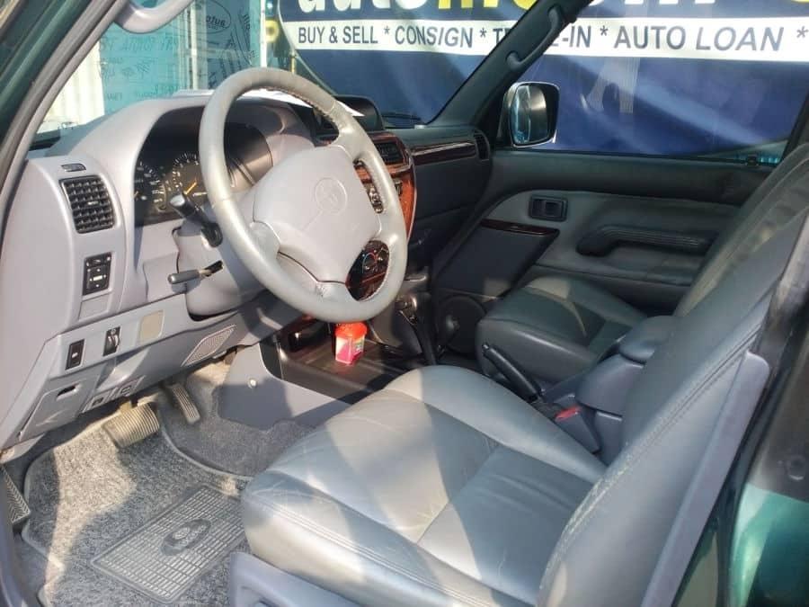 1997 Toyota Land Cruiser Prado - Interior Front View