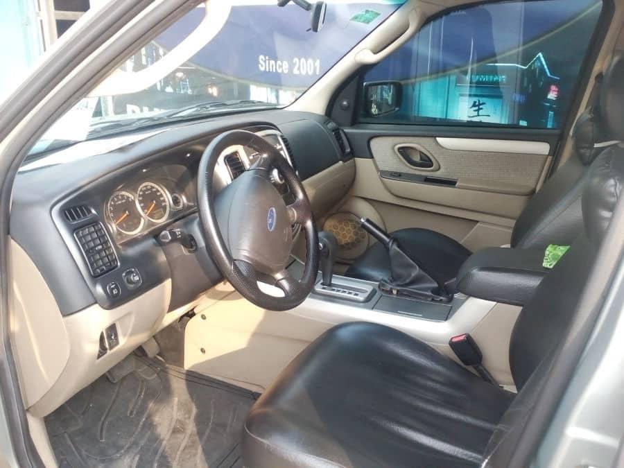 2011 Ford Escape - Interior Front View
