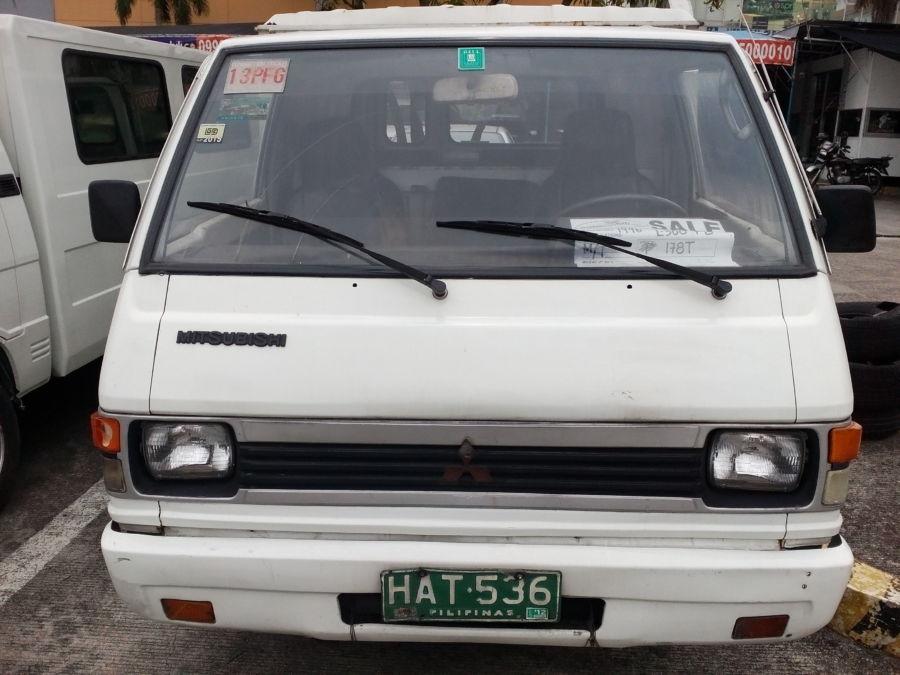 1996 Mitsubishi L300 - Front View