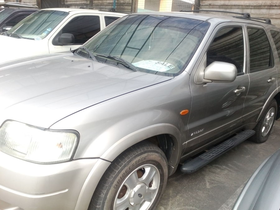 2003 Ford Escape - Left View