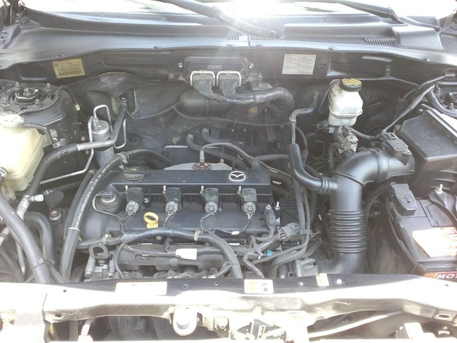 2009 Mazda Tribute - Interior Rear View