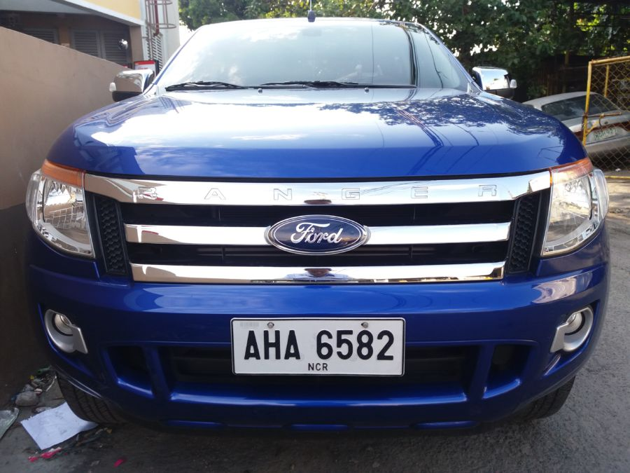 2015 Ford Ranger - Front View